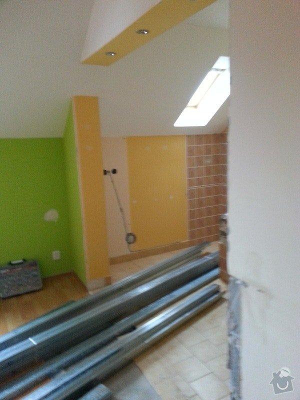 Odhlučnění zdi: 20140203_104230