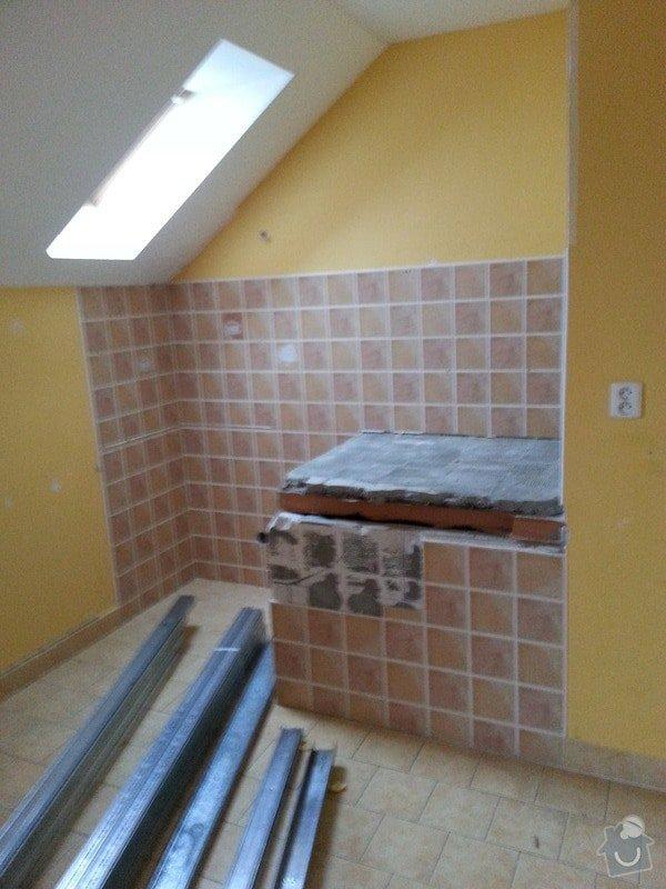 Odhlučnění zdi: 20140203_104249