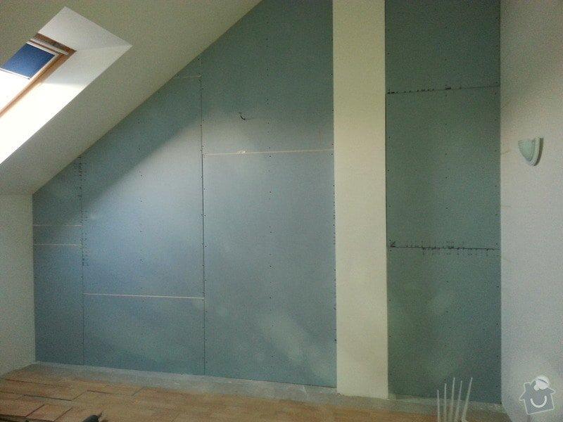 Odhlučnění zdi: 20140203_163839