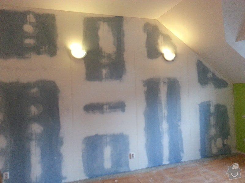 Odhlučnění zdi: 20140205_141014