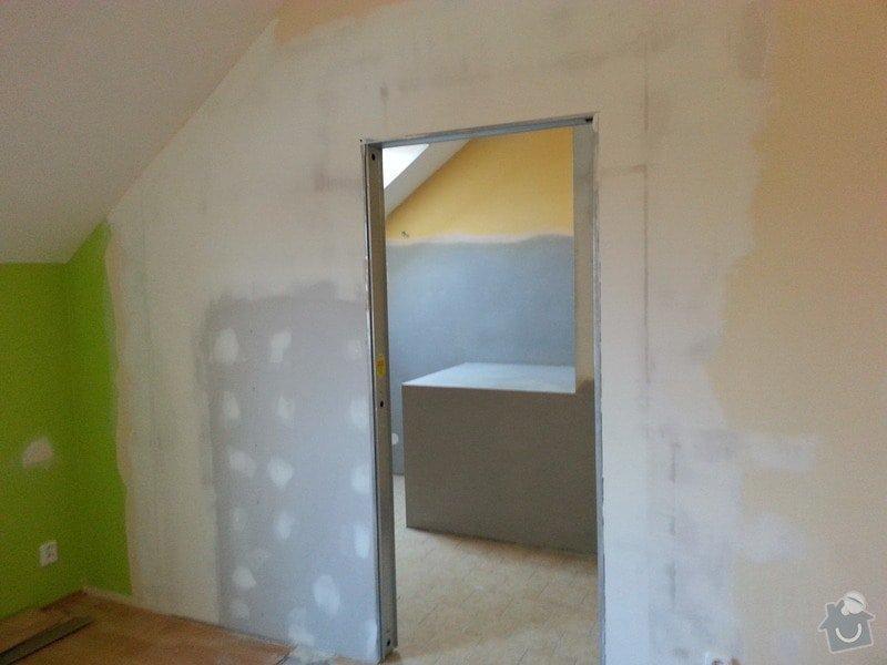 Odhlučnění zdi: 20140205_141030