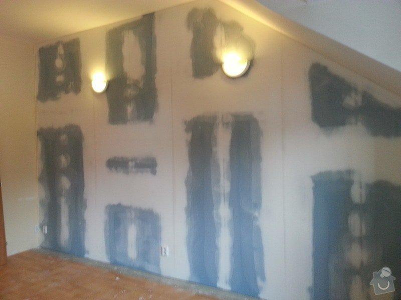 Odhlučnění zdi: 20140205_141124