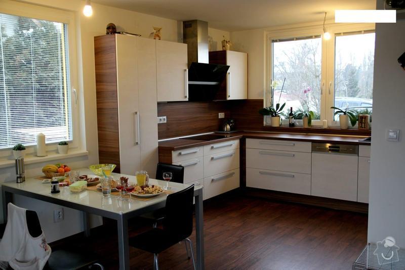 Kuchyně na míru: 1