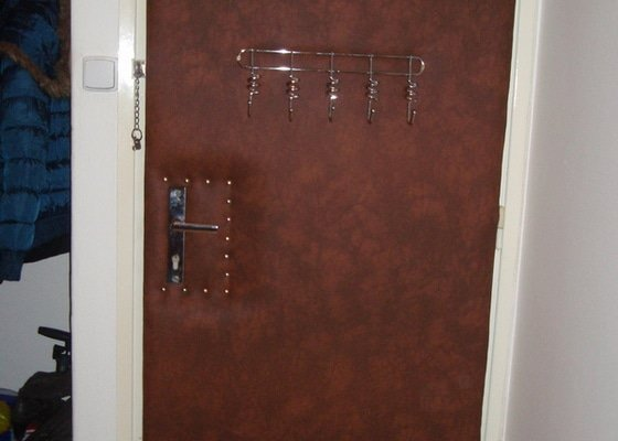 Odhlučnění bytových dveří