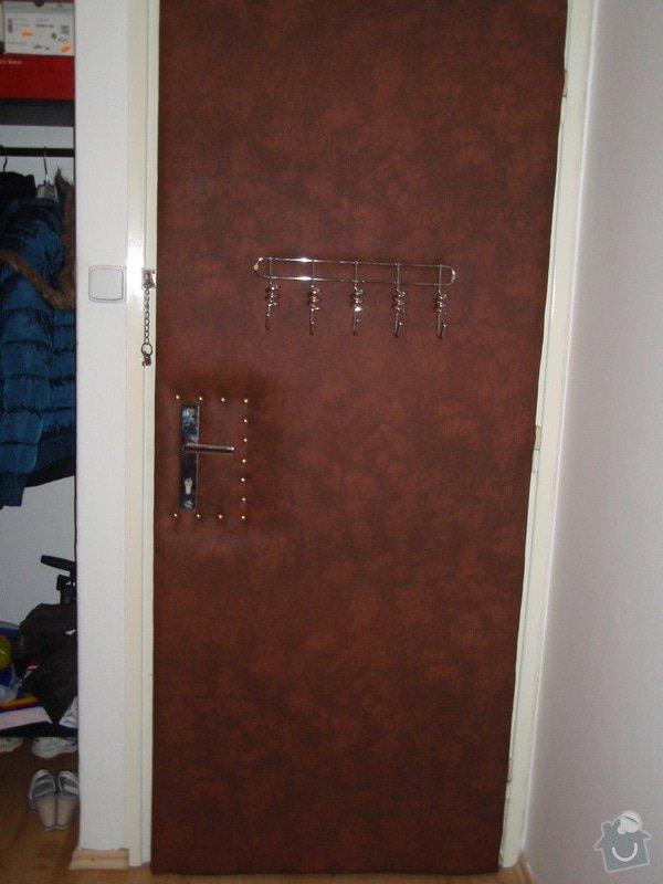 Odhlučnění bytových dveří: PB120080