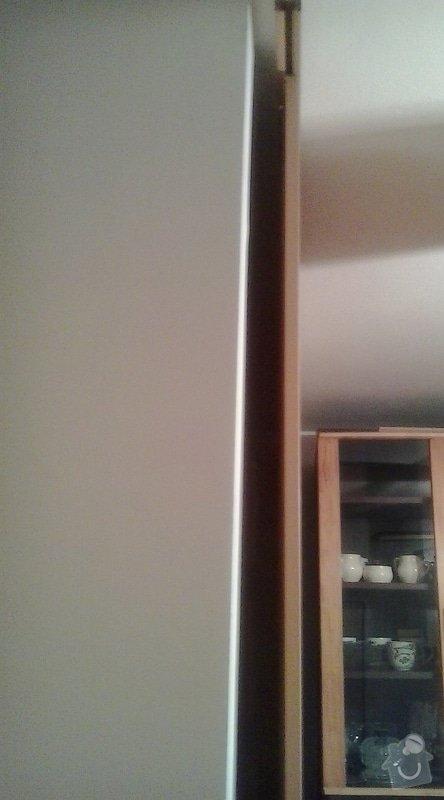 Montáž shrnovacích dveří: 2014-02-10_19.57.42