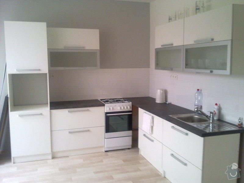 Renovace kuchyňské linky + výroba ostrůvku: 21072011335