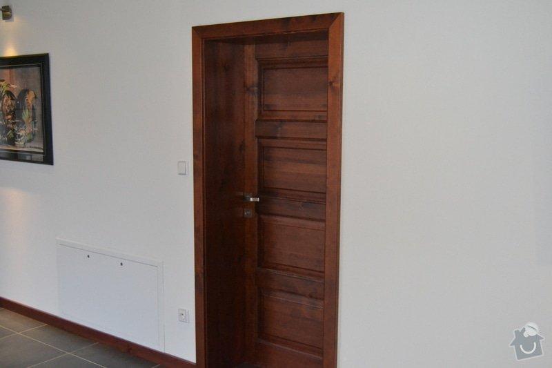 Vnitřní dveře , francouzské dveře: DSC_0151