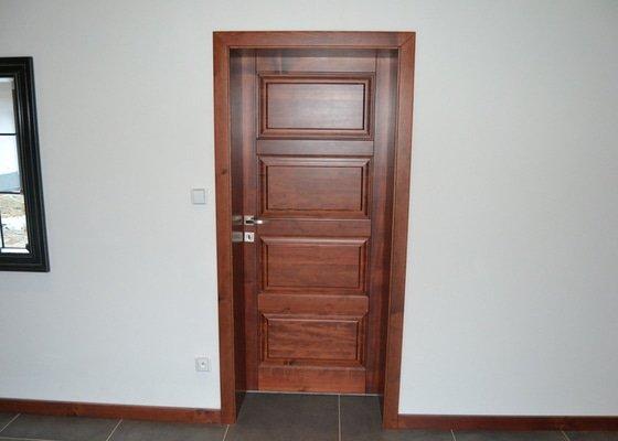 Vnitřní dveře , francouzské dveře