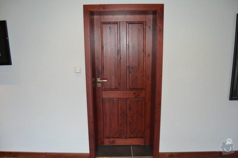 Vnitřní dveře , francouzské dveře: DSC_0153