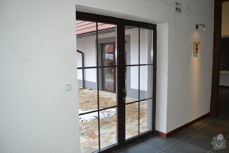 Vnitřní dveře , francouzské dveře: DSC_0154