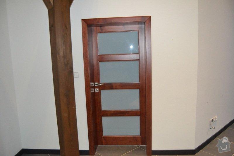 Vnitřní dveře , francouzské dveře: DSC_0155