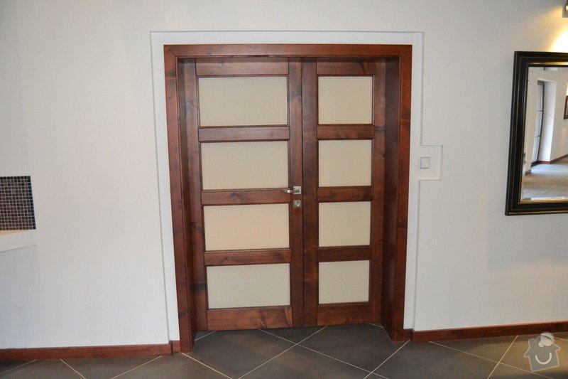 Vnitřní dveře , francouzské dveře: DSC_0156