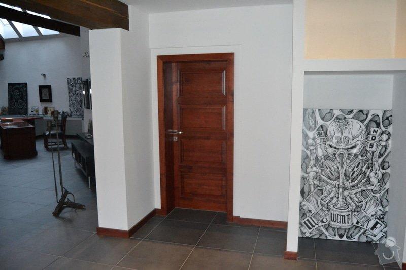 Vnitřní dveře , francouzské dveře: DSC_0157