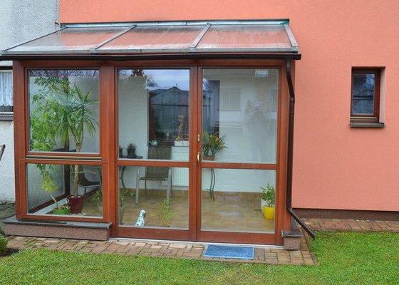 Výměna oken,dveří, zímní zahrada