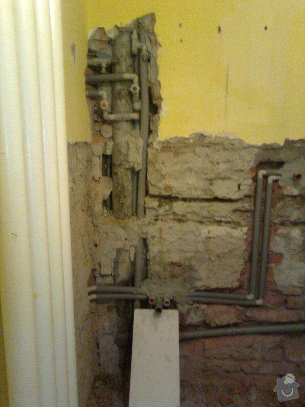 Rekonstrukce koupelny: p.Topol_010