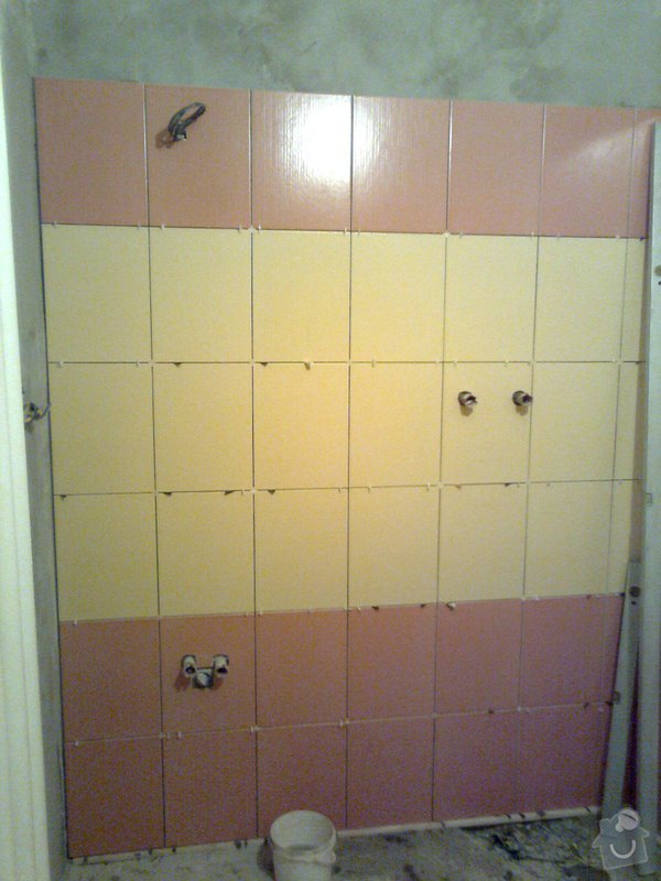 Rekonstrukce koupelny: p.Topol_042