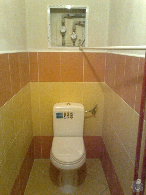 Rekonstrukce koupelny: p.Topol_071