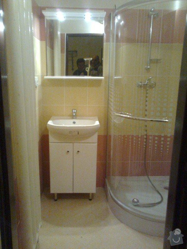 Rekonstrukce koupelny: p.Topol_072