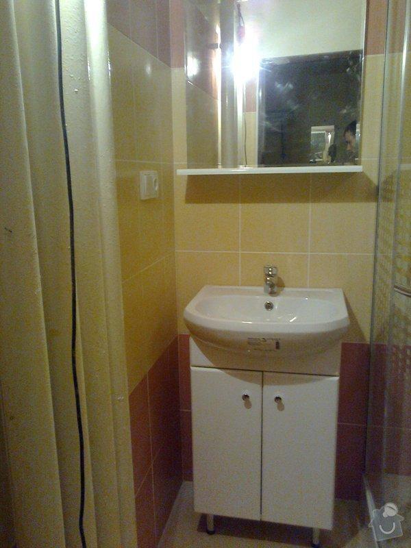Rekonstrukce koupelny: p.Topol_056