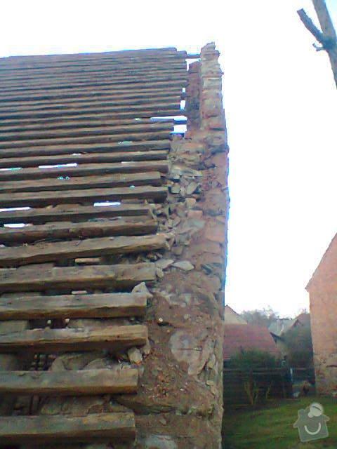 Prohlídka a oprava střechy stodoly: Fotografie1180