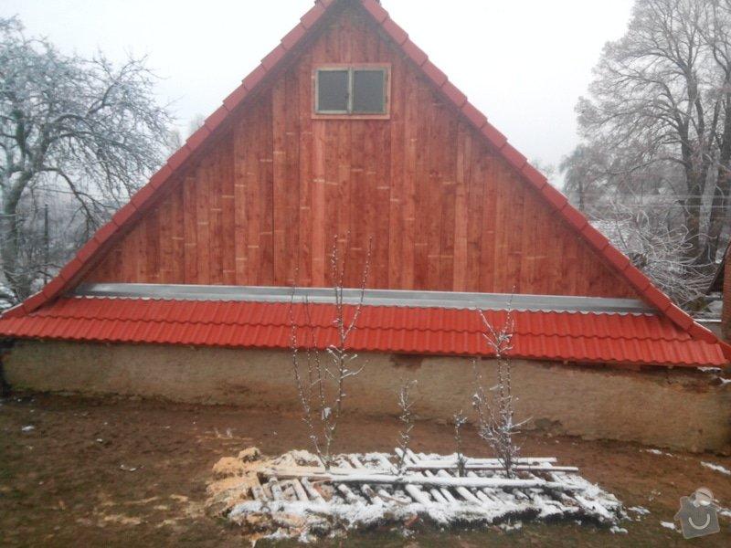Prohlídka a oprava střechy stodoly: IMG_20140122_124803