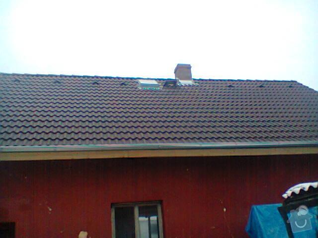 Rekonstrukce střechy: Fotografie1368