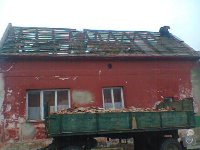 Rekonstrukce střechy: Fotografie1303