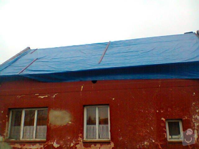 Rekonstrukce střechy: Fotografie1309