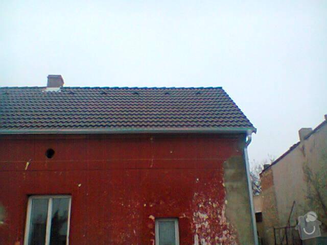 Rekonstrukce střechy: Fotografie1374