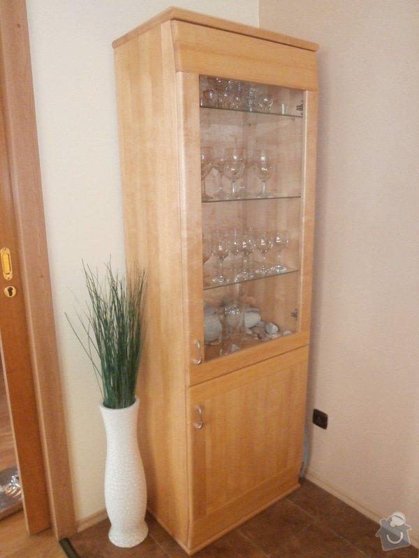 Masivní nábytek na zakázku + interiérové dveře: P1261323