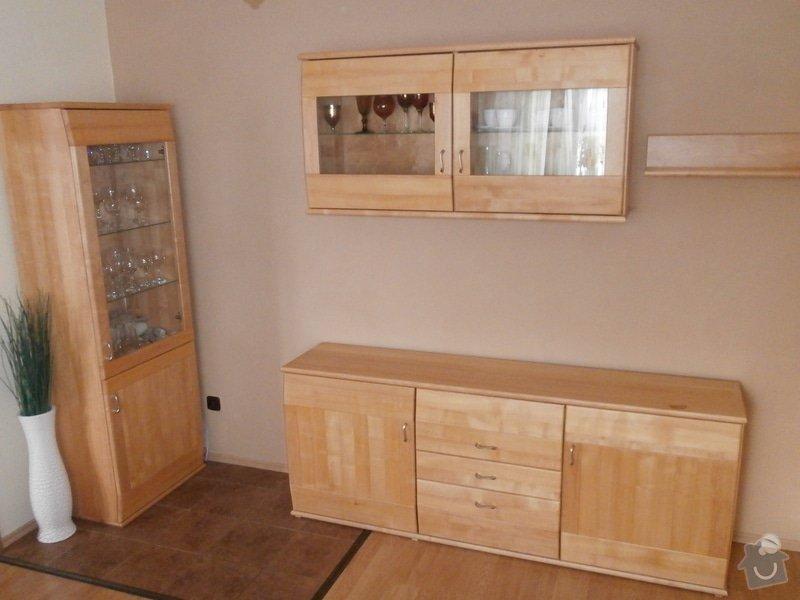 Masivní nábytek na zakázku + interiérové dveře: P1261336