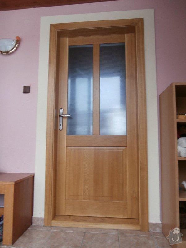 Masivní nábytek na zakázku + interiérové dveře: P1261358