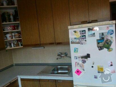 Nová deska na kuchyňskou linku, instalatérské práce: Hodinovy_manzel_Praha-nova_deska_na_kuchynskou_linku_instalaterske_prace_4_
