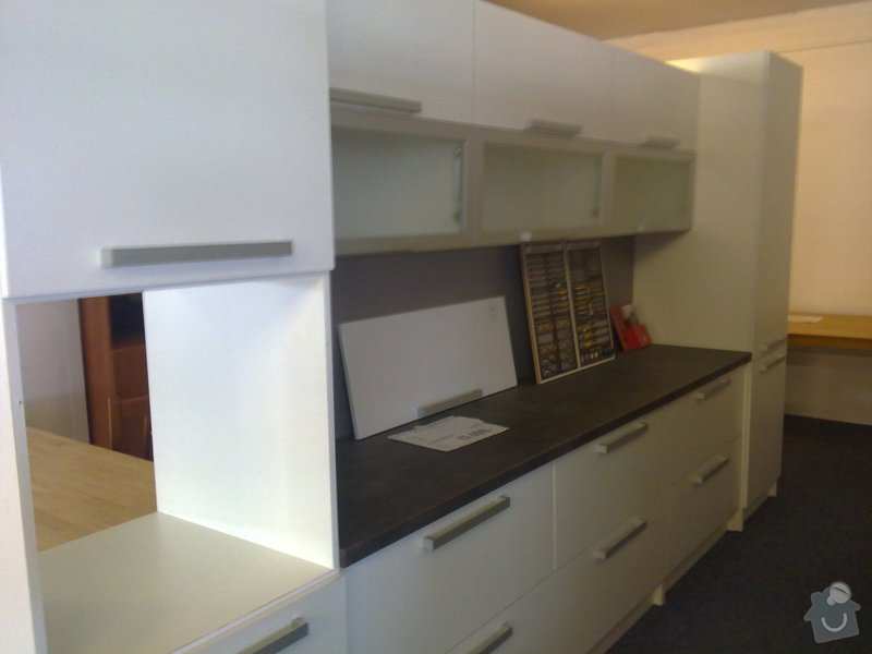 Renovace kuchyňské linky + výroba ostrůvku: 09042011058