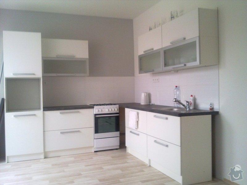 Renovace kuchyňské linky + výroba ostrůvku: 21072011333