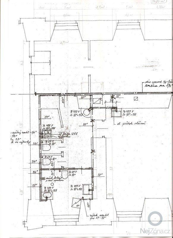Rekonstrukce prostor, kazetové obložení  stěn, vybourání příček, elektroinstalace.: 001