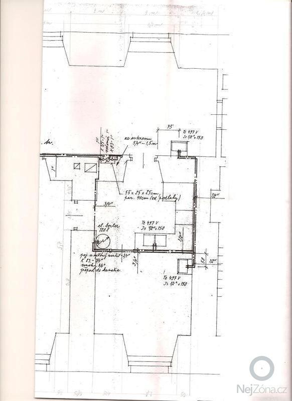 Rekonstrukce prostor, kazetové obložení  stěn, vybourání příček, elektroinstalace.: 002