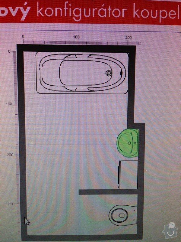 Rekonstrukce koupelny: obrazek_2