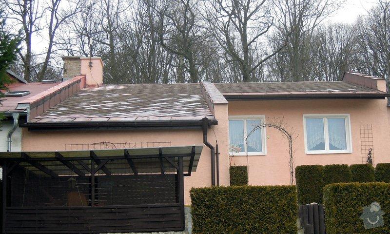 Rekonstrukce střechy RD: Strecha_zadek