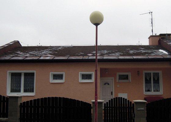 Rekonstrukce střechy RD