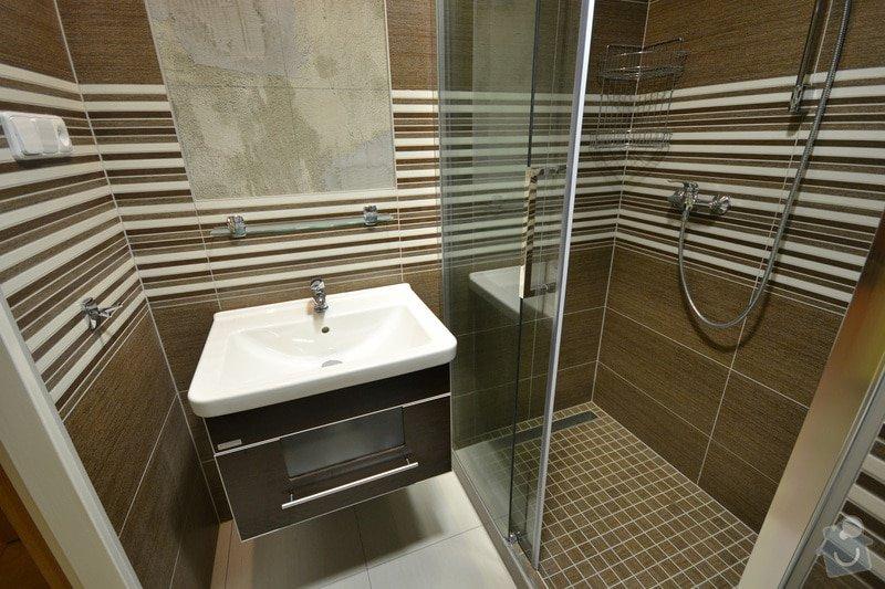 Koupelna, Wc a kuchyň v panelovém bytě: D_2_