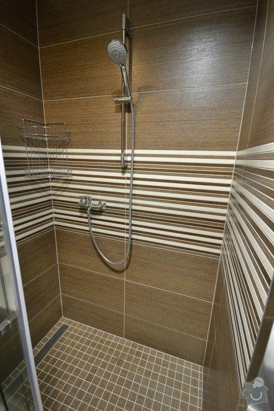 Koupelna, Wc a kuchyň v panelovém bytě: D_4_