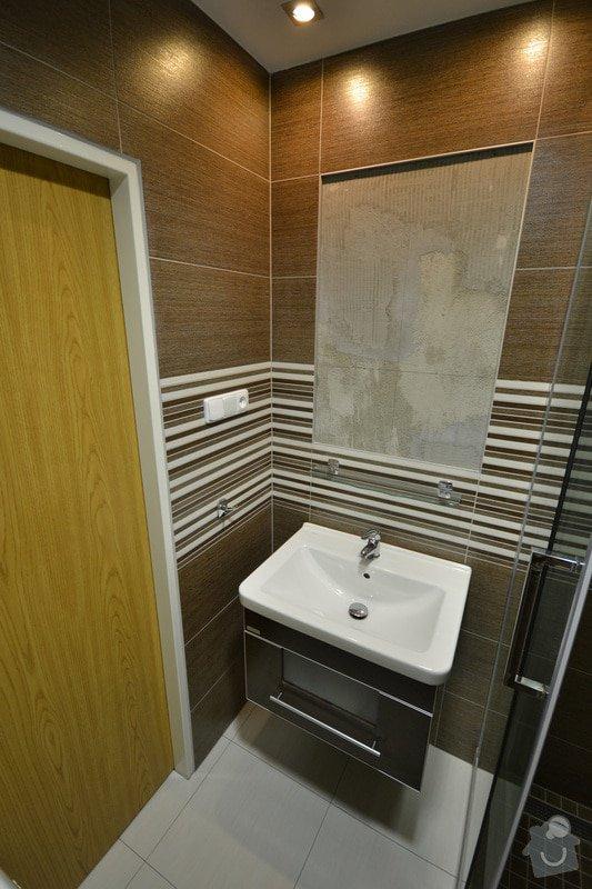 Koupelna, Wc a kuchyň v panelovém bytě: D_5_