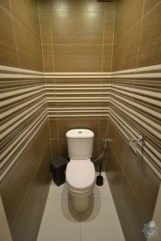 Koupelna, Wc a kuchyň v panelovém bytě: D_6_