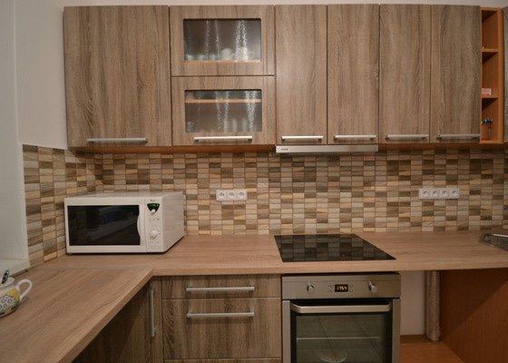 Koupelna, Wc a kuchyň v panelovém bytě