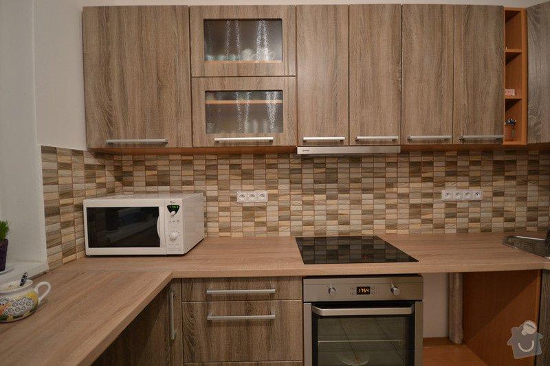 Koupelna, Wc a kuchyň v panelovém bytě: D_9_