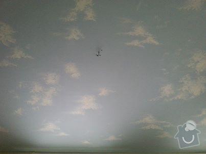 Letní obloha v dětském pokoji - Inspirace: 1662019_680352945320762_1731063651_n