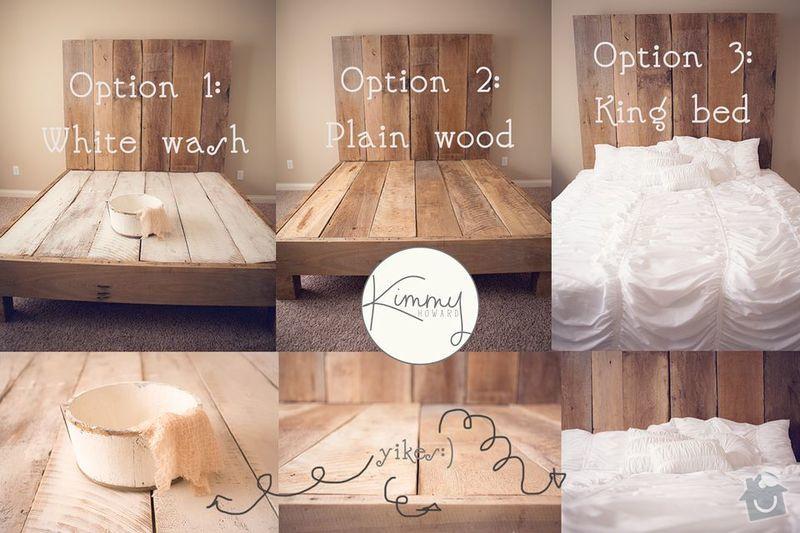 Výroba postele pro focení: 1891261_736591329684751_704807338_n
