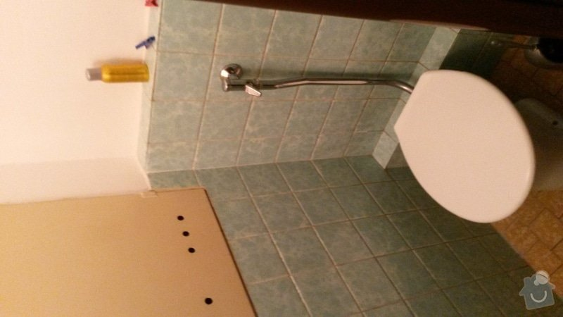 Instalatérské, obkladačské a truhlářské práce (WC,kuchyně, koupelna) : WC_2_